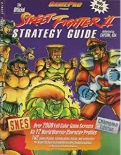 The Official Street Fighter Two Strategy Guide