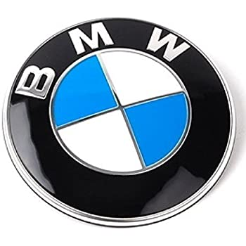 bimmer pw bmw emblem logo replacement for hood. Black Bedroom Furniture Sets. Home Design Ideas