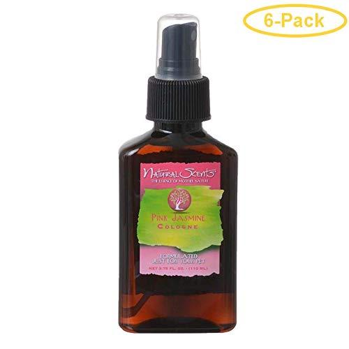 Bio-groom Natural Scents Pink Jasmine Pet Spray Cologne 3.75 oz - Pack of 6