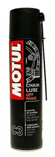 Motul Motorcycle Off Road Chain Lube C3 400ml 9.3 Ounce Can