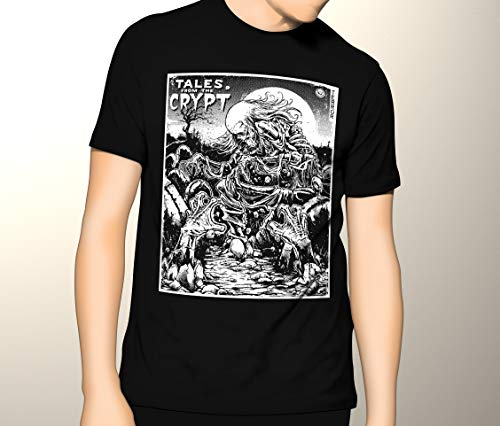 - Tales from the Crypt, Classic Horror, Horror Premium Graphic T-Shirt