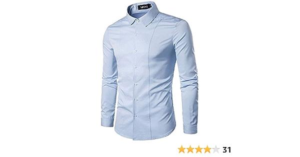 Gdtime Camisa De Vestir De Negocios para Hombres, Color ...