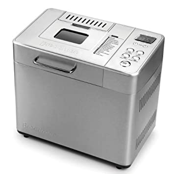 Amazon.com: breadman bk1060s 2-Pound Bread Maker profesional ...