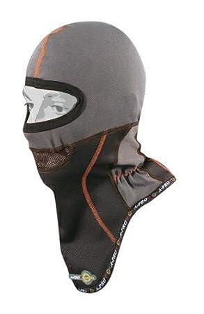 A-PRO Máscara Térmico Tela Invierno viento moto capilla motocicleta Negro