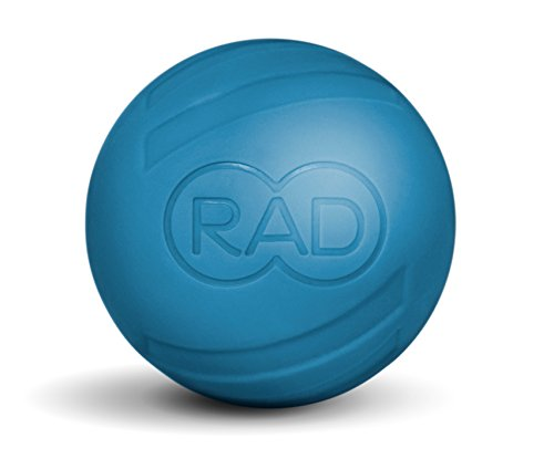 RAD Atom I High Density Myofascial Release Tool I Self Massage Mobility and Recovery