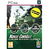 Naval Combat Games Pack: 3-in-1 (PC DVD)