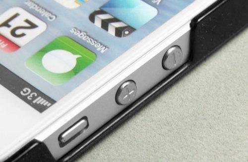 Hama Étui à rabat avec fenêtre pour Apple iPhone 5 Noir