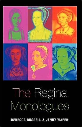 Book the regina monologues