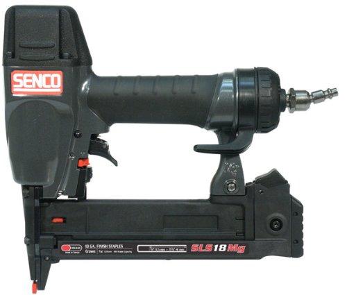 Senco 1W0021N 13 x 14.5 in. 18 Gauge SLS Magnesium Stapler by Senco