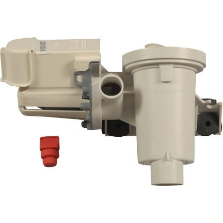 Whirlpool W10241025 Washer Drain Pump Genuine Original Equipment Manufacturer (OEM) Part