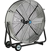 36 Portable Tilt Drum Blower Fan, Direct Drive