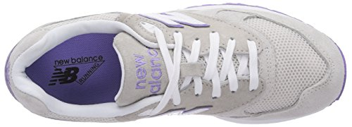 Unisex Sneakers New Grigio 999 grey purple Balance tEwqwB