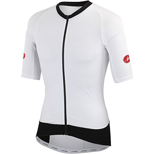 Stealth T1 Top by Castelli – White – S