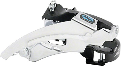 (SHIMANO FD-M310 Aultus Front Derailleur (28.6-34.9-mm 3x7/8 Speed Low-Clamp))
