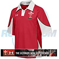 Under Armour Home camiseta de Rugby de Gales