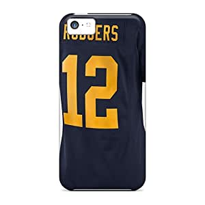 linJUN FENGRXxEtKy8892Mmmgy Mialisabblake Awesome Case Cover Compatible With Iphone 5c - Aaron Rodgers Jersey
