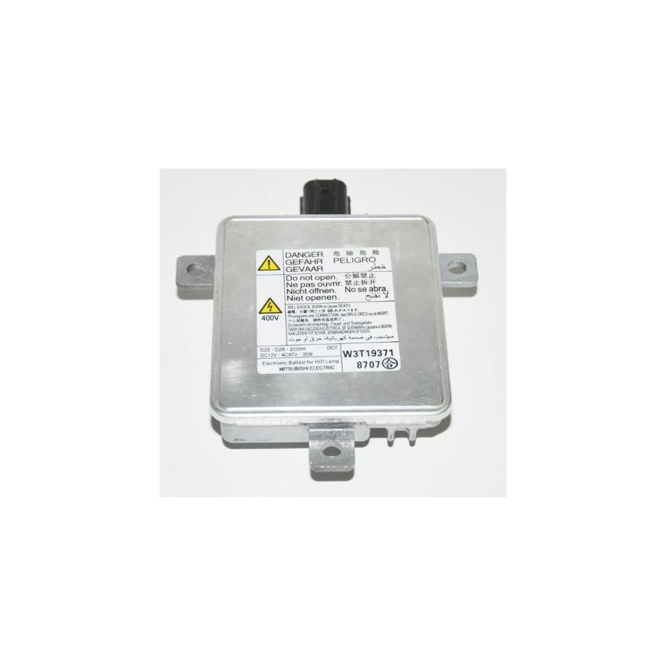 OEM Gen3 Mitsubishi HID Ballast D2s D2r Light Control Unit (For Acura CL 01 03, 07 10 MDX, NSX, REDX RL TL TSX ZDX Honda S2000 xenon)