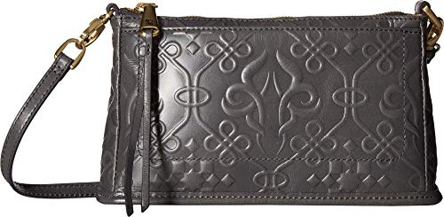 Hobo Women's Cadence Embossed Graphite One Size -