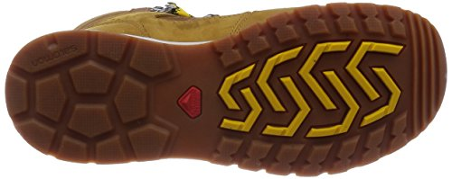 Salomon Herren Utility Pro TS CSWP Trekking-& Wanderstiefel Braun (Camel Gold Ltr/Pantine/Bee-X)