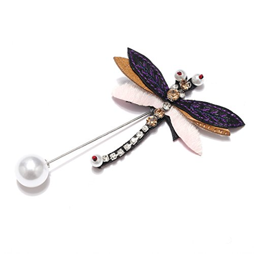Mother Of Pearl Butterfly Pin - 7