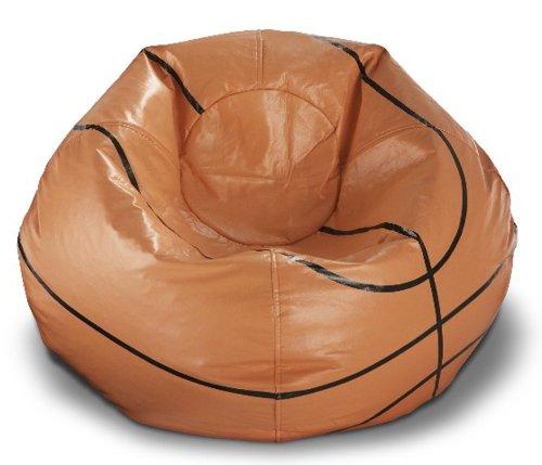Michael Anthony Furniture Basketball Matte Bean Bag (Basketball)