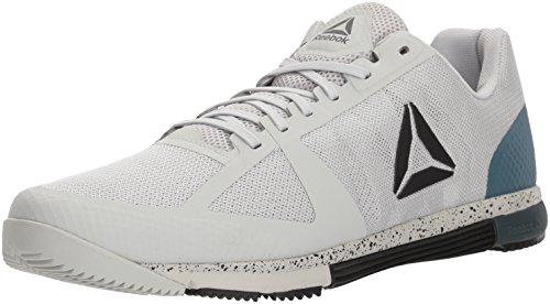 Reebok Men's Speed TR 2.0 Sneaker, Skull PAYNES Grey/Black, 9.5 M - Tr Distributors