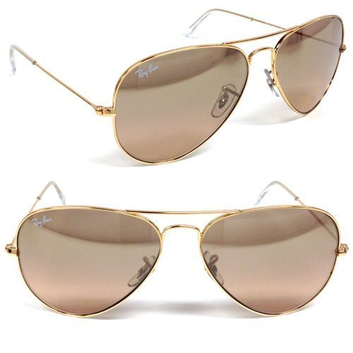Ray-Ban RB 3025 001/3E Aviator Large Metal - Ray Ban Tortoise Clubmaster Gold