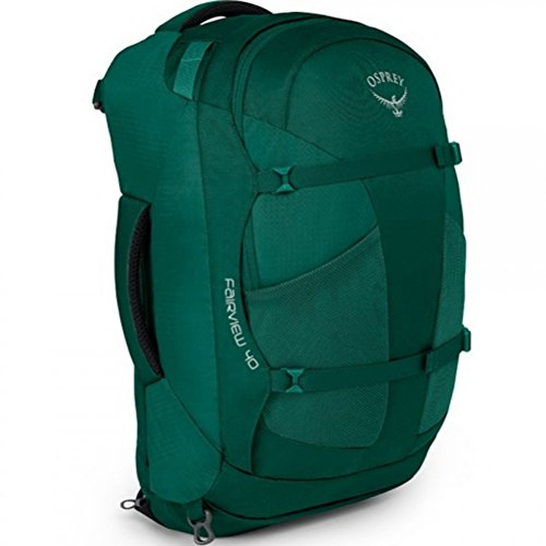 Osprey Fairview 40 S/M Rainforest Green Womens (40 LITERS) by Osprey