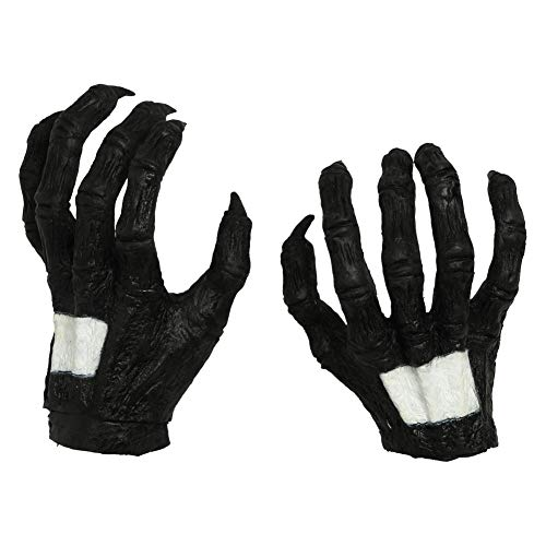 Venom Hand for Men's Halloween Cosplay Costume