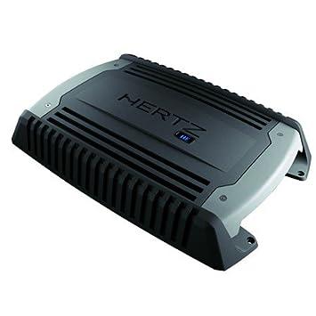Amplificador para coche hercioso HE4 4 canal Clase A/B 800 W Bridgeable