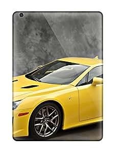 Premium Ipad Air Case - Protective Skin - High Quality For Lexus Lfa 2012 Car