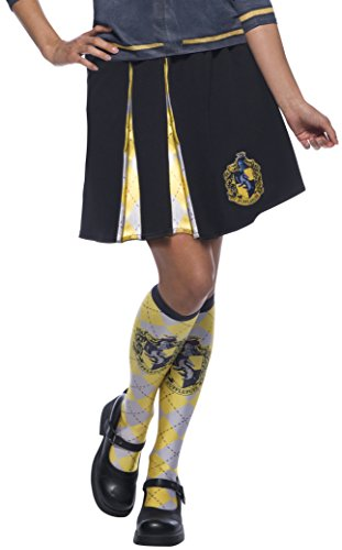 Rubie's Adult Harry Potter Costume Skirt, Hufflepuff -
