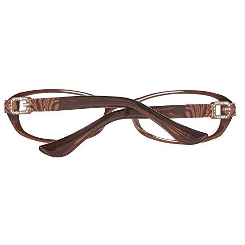 6706b5ed7b9f30 GUESS Monture lunettes de vue 264 Satin Black 53MM ZJZBTg ...