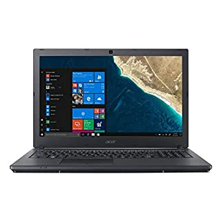 "Acer TravelMate P2 Business Laptop, 15.6"" FHD, Intel Core i3-8130U, 8GB DDR4, 128GB SSD, 8 Hrs Battery, Win 10 Pro, TPM 2.0, Mil-Spec, Backlit Keyboard, TMP2510-G2-M-317P"
