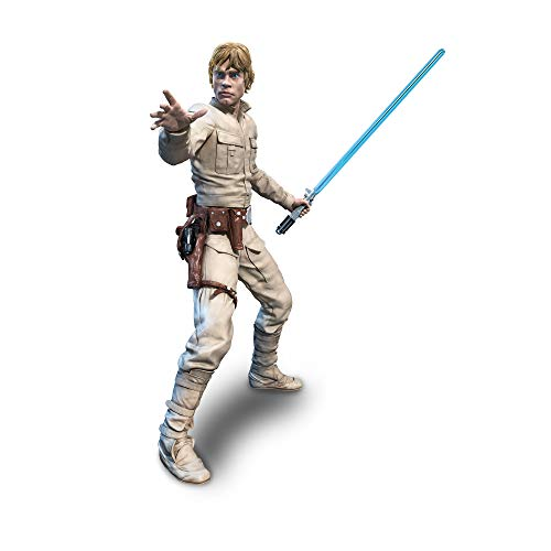 Star Wars The Black Series Hyperreal The Empire Strikes Back Luke Skywalker Toy, Collectible 8