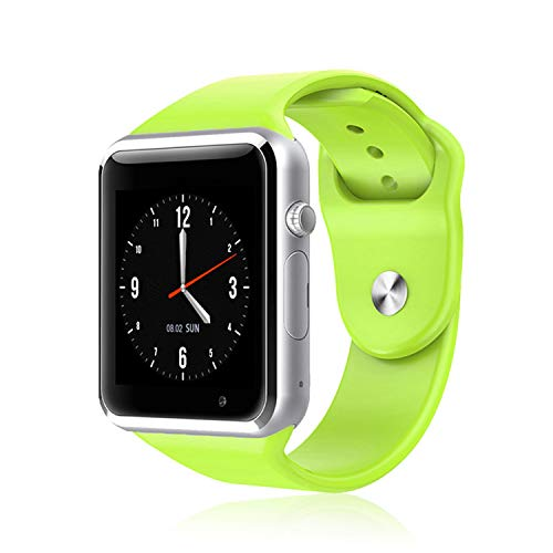 Smart Watch GSM Sim Phone Camera for Android iOS ()