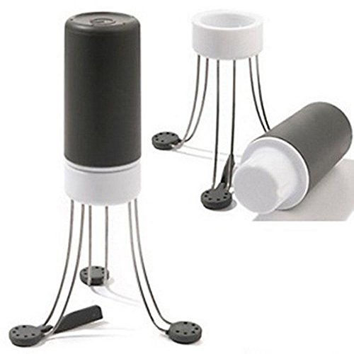 IDS Home 3 Speeds Cordless Stir Crazy Stick Blender Mixer Automatic Kitchen Utensil Food Sauce Auto Stirrer ()
