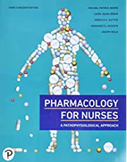 Pharmacology for Nurses, 3rd Canadian Edition