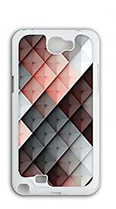 Design Phone Protective Cover case for samsung galaxy note2 for girls - Kirin