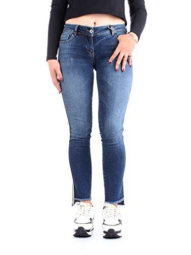 Patrizia Algodon 8j0210a1wzblue Jeans Mujer Azul Pepe qrqxOAw8S