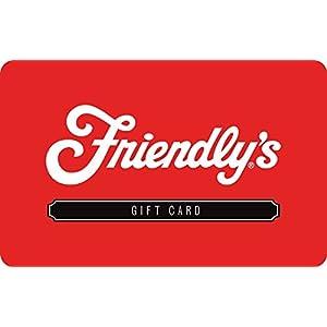 Friendly's Restaurant Gift Card