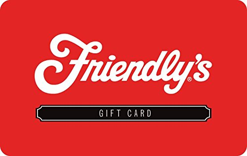 Friendly's Restaurant Gift Card