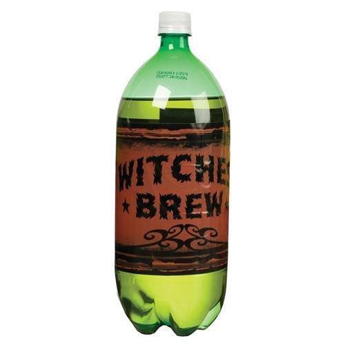 Halloween Soda Bottle Labels]()