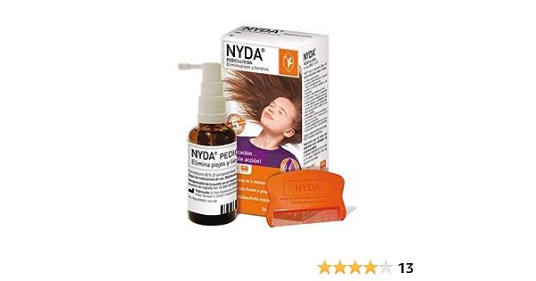 Nyda Pediculicida Spray 50 ml + Lendrera