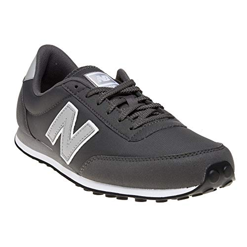 New Balance U410 Unisex Adult Low-Top Sneakers, Grey (Grey/Grey Ca), 7 UK (40.5 EU)