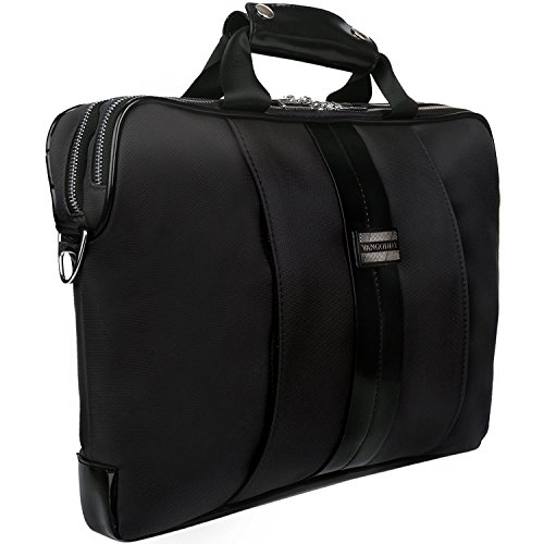 3635ca8d1a6b Business Carrying Case Laptop Shoulder Bag Messenger Bag 13.3 to 14 Inch  for Acer Chromebook R13, Aspire 13.3, Aspire 14, Apple MacBook Pro 15.4, ...