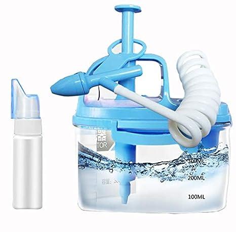 Manual de la lavadora nasal dispositivo de cuidado nasal ...