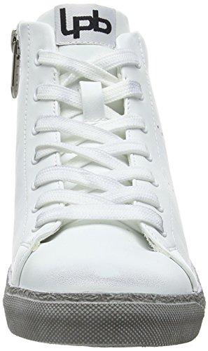 Damen Bombes Sneaker Weiß P'tites Blanc Daphne Les Hohe px5EAqwF51