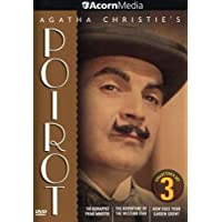 Agatha Christie's Poirot: Collector's Set 3: The Kidnapped Prime Minister, The Adventure of the Western Star, How Does Your Garden Grow?