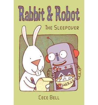 Rabbit & Robot: The Sleepover (Hardback) - Common pdf